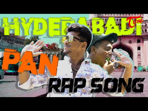 Hyderabadi Pan | Teenmar Rap Song 2020 | by Vemula Sai Ram | TeluguOne