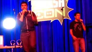ChuDat Ft. Chillin – M2k/Hbox Diss Track (live at SSC17)