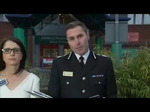Εξιτήριο για τον αστυνομικό που πλησίασε πρώτος τον Σεργκέι Σκριπάλ…