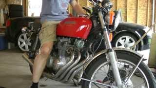 6. Troubleshooting a No-Start Honda Motorcycle