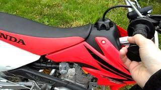 5. Honda crf 80f