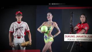 Dukung DKI JakartaJuara PON XIX Jabar