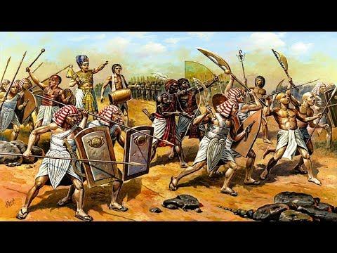 """Mis videos: """"Fuerzas armadas: Egipto (6000-1070 a.C.)"""""""