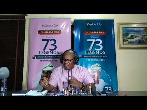 (Part 1).....FALAKI ONILU revealed an interesting secret about his late boss BARRISTER.