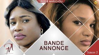 Video Pod et Marichou - Saison 2 - La Bande Annonce MP3, 3GP, MP4, WEBM, AVI, FLV Oktober 2017