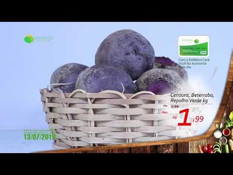 Confira as ofertas do Delmoro Supermercados de Peixoto de Azevedo para esta sexta feira 13