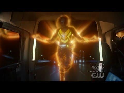 Black lightning season 2 finale /Jennifer goes after Tobais