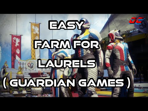 EASY farm for Laurels (OVER 100 Per Run!!!)