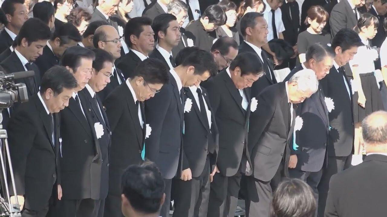 Η Ιαπωνία τιμά την 73η επέτειο από τη ρίψη ατομικής βόμβας στη Χιροσίμα