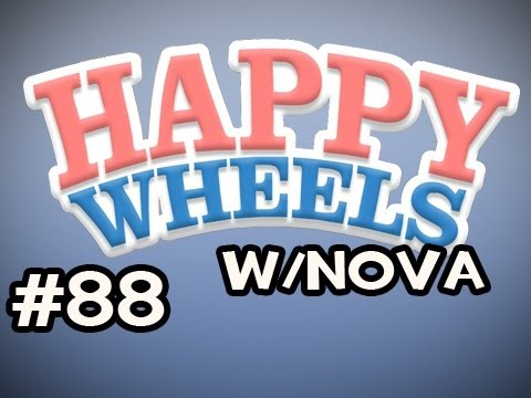 Happy Wheels w/Nova Ep.88 - DONE WITH IT Video