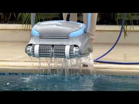 Dolphin, Zenit, Schwimmbadroboter