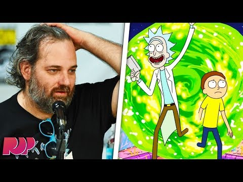 Dan Harmon Owns Up To His Past Mistakes And Workplace Harrassment