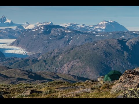 Wilderness Trekking in Erik the Red's Land, Qassiarsuk to Narsaq, Greenland