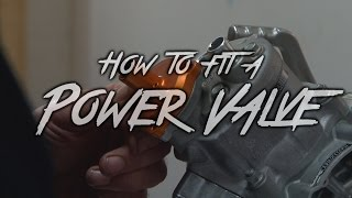 7. How to Fit an After Market Power Valve- KTM 65cc