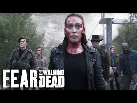 Fear the Walking Dead Season 5 Official Trailer