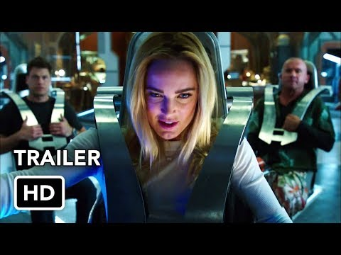 DC's Legends of Tomorrow Season 3 (Promo 'Time Remix')