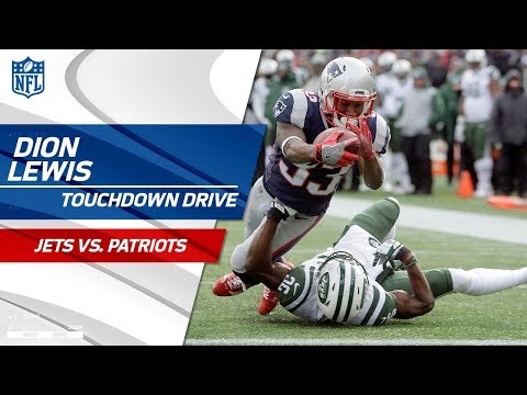 Video: Dion Lewis is the MVP on Pats Opening Drive TD vs. NY! | Jets vs. Patriots | NFL Wk 17 Highlights
