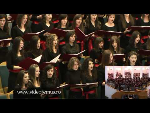 HD 15 Corul de Tineri al Bisericii Emanuel Oradea - O noapte sfanta binecuvantata -videoremus