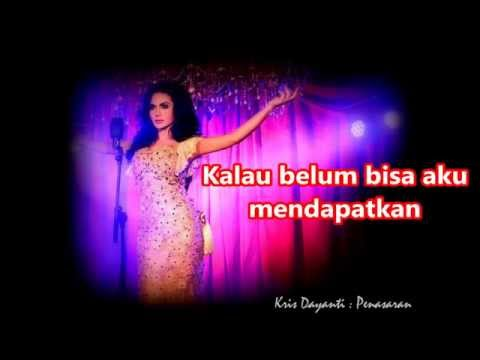 "Krisdayanti - PENASARAN - "" Dangdut "" (With Lyrics) HD"