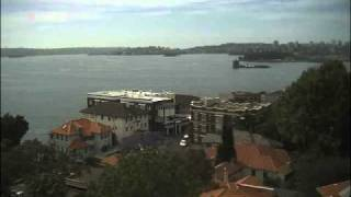 Sydney Webcam Time Lapse for Thu, 11th November 2010