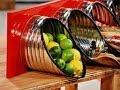 Manualidades con latas vacias ideas faciles y originales para renovar tu casa