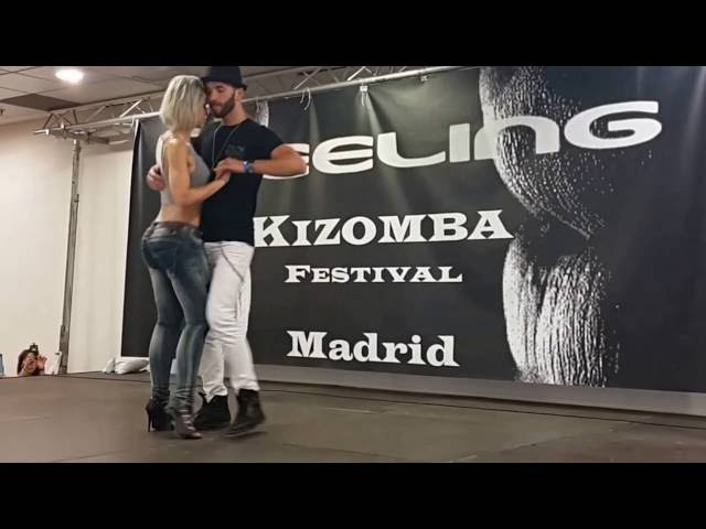 Sara López & Reda @ Feeling Kizomba Festival 2015