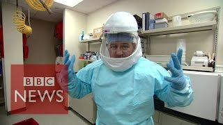 Ebola:  How Doctors Protect Themselves From The Virus