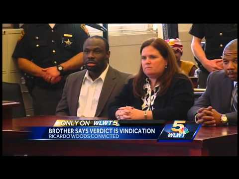 wlwttv - Jurors have convicted a man who police said was identified by a shooting victim by blinking his eyes.