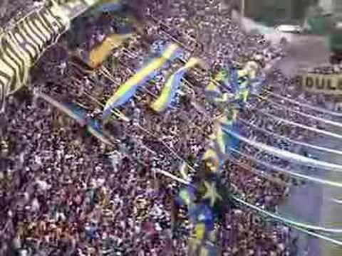 BOCA - SAN LORENZO 03/10/07 APERTURA 2007 - La 12 - Boca Juniors