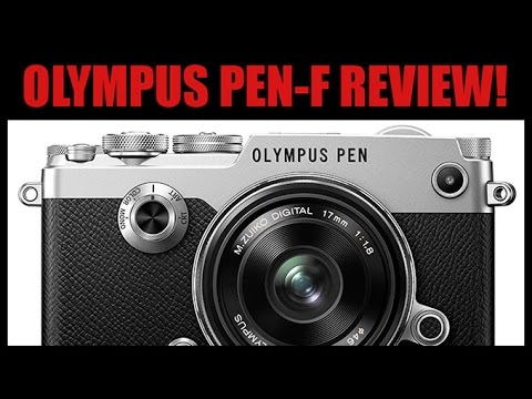 The NEW Olympus PEN-F, HANDS ON! Full Review at STEVEHUFFPHOTO.COM NOW!