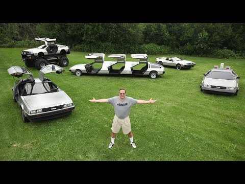 transforms - Man Transforms 'Back To The Future' Cars Into Bizarre Creations Barcroft Cars - The Home Of Amazing Car Stories Online SUBSCRIBE: http://bit.ly/1sHvkD5 A MAN...