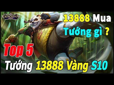 Liên quân mobile Top 10 Tướng 13888 Vàng Mạnh Đáng Mua tại Mùa 10 Phiên bản Trang Phục 4.0 TNG - Thời lượng: 12 phút.
