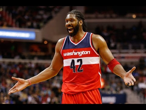 Nene Hilario Wizards 2015 Season Highlights