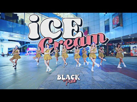 [KPOP IN PUBLIC CHALLENGE] BLACKPINK – Ice Cream (with Selena Gomez) Dance Cover by Fiancée Vietnam