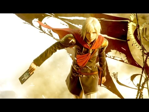 Final Fantasy Type-0 HD – Gameplay Demo (PS4) (TGS 2014)
