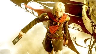 Final Fantasy Type-0 HD - Gameplay Demo (PS4) (TGS 2014)