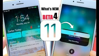 iOS 11 Beta 4 is out What's New ? New Features & changesdr.fone toolkit - iOS System Recovery:Fix Various iOS system issues like Stuck in Recovery mode, white Apple logo Screen or Reboot loop: https://goo.gl/3HKmYpTo Get 20% off your purchase use coupon code LENIDH2 (20% off) Twitter:  http://twitter.com/idevicehelpusFacebook: http://full.sc/16O2BOUiOS 11 Beta 4 Potential Release Date/ iOS 10.3.4 ? & Morehttps://youtu.be/deJODvFM5BwiOS 10.3.3 Vs 10.3.2 Performance Test & Battery Testhttps://youtu.be/xmp76zHkHFgUpdate to iOS 10.3.3 NOW ! Why You Should Consider ithttps://youtu.be/w0disB5R9XciOS 10.3.3 Final Version Released & Jailbreak information Updatehttps://youtu.be/HYYfkQVHvNsApple Security Released Notes: iOS 10.3.3https://support.apple.com/en-us/HT207922More Crazy Hacks, Tricks & Glitches on iOS 11https://youtu.be/BE27CsOjAX43 Amazing AppStore Apps (Emoji Edition)https://youtu.be/DLQh9CH_eSYCrazy Tricks & Glitches in iOS 11https://youtu.be/hxmzEm_e7TAGet iOS 11 Looks & Features in iOS 10 Jailbreakhttps://youtu.be/DhI3-nTicogiOS 11 Beta 3 Follow up More New Features & Changeshttps://youtu.be/6OhSKo2j2ioiOS 11 Beta 3 Battery Test Vs Beta 2 https://youtu.be/2sRl_cwdj5wiOS 11 Beta 1 Vs Beta 2 Battery Performance And iOS 10.3.3 Beta 4https://youtu.be/TWy34Ne8aZc