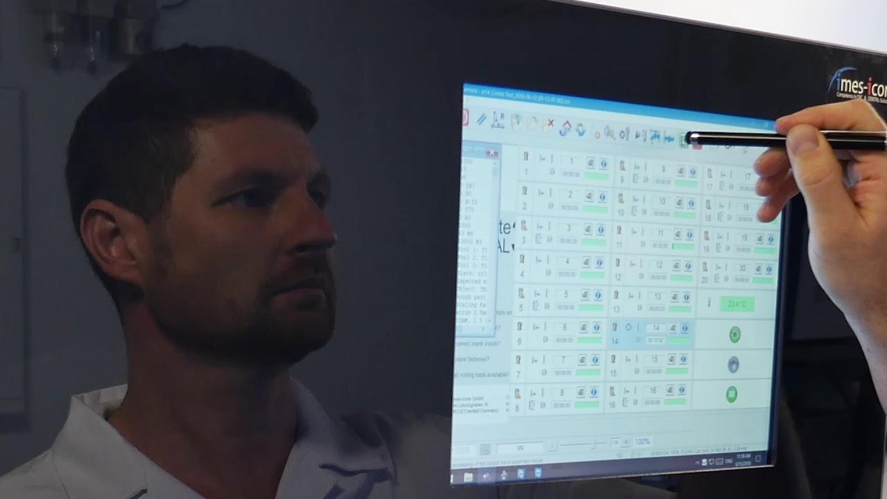 סרטון תדמיתי למעבדה החדשה לרפואת שיניים דיגיטאלית