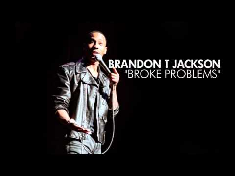 Brandon T Jackson - Broke Problems (Stand-Up Comedy)