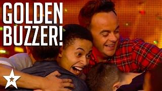 Video All Ant & Dec GOLDEN BUZZER Auditions On Britain's Got Talent! | Got Talent Global MP3, 3GP, MP4, WEBM, AVI, FLV April 2018