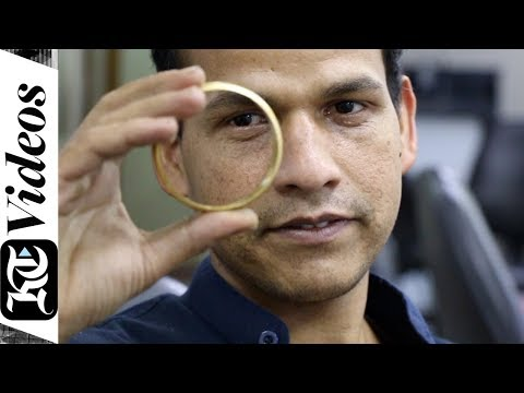 Humans of UAE: Life of a goldsmith in the city of gold