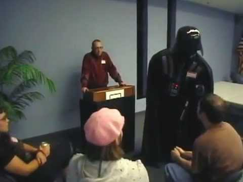 Darth Vader Goes To Anger Management