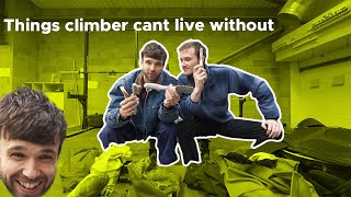 Gear climbers cant live without    BoulderingBobat by Bouldering Bobat