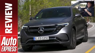 New Mercedes EQC 2019 review - can Merc muscle into the premium electric SUV market? by Auto Express