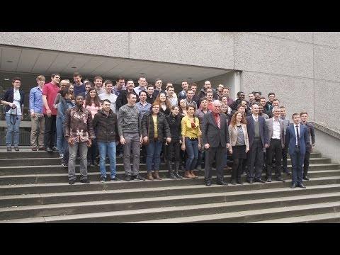 """""""ProKaTim 2014"""" – deutsch-rumänische Projektwoche zur digitalen Signalverarbeitung"""