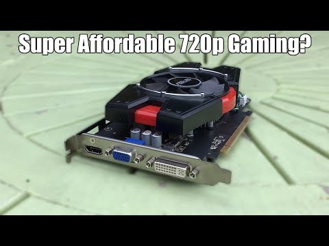 2.05% Of PC Gamers Will Enjoy This Cheap GPU Review