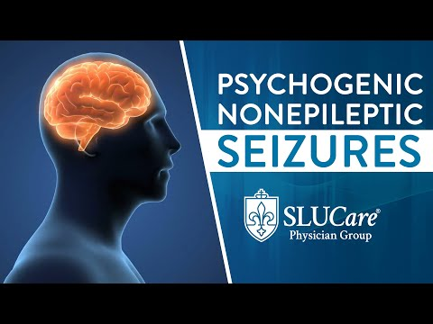 Psychogenic Nonepileptic Seizures Diagnosis and Treatment - SLUCare Neurology & Psychology