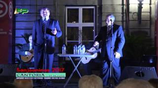 Sanjoaninas 2017 -  Cantoria -  Marcelo Dias e José Fernando  - 25 de Junho