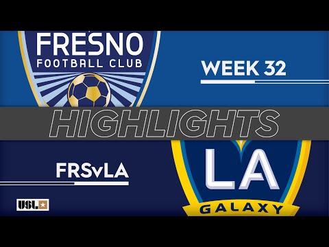Fresno - LA Galaxy 2 2:2. Видеообзор матча 13.10.2019. Видео голов и опасных моментов игры