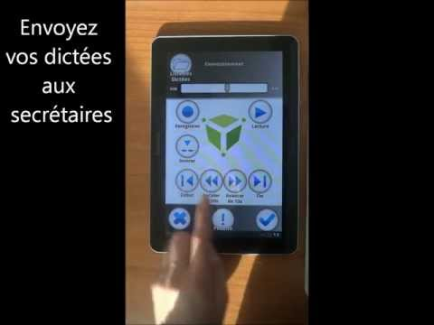 Video of SYSEO DICTATION MOBILE